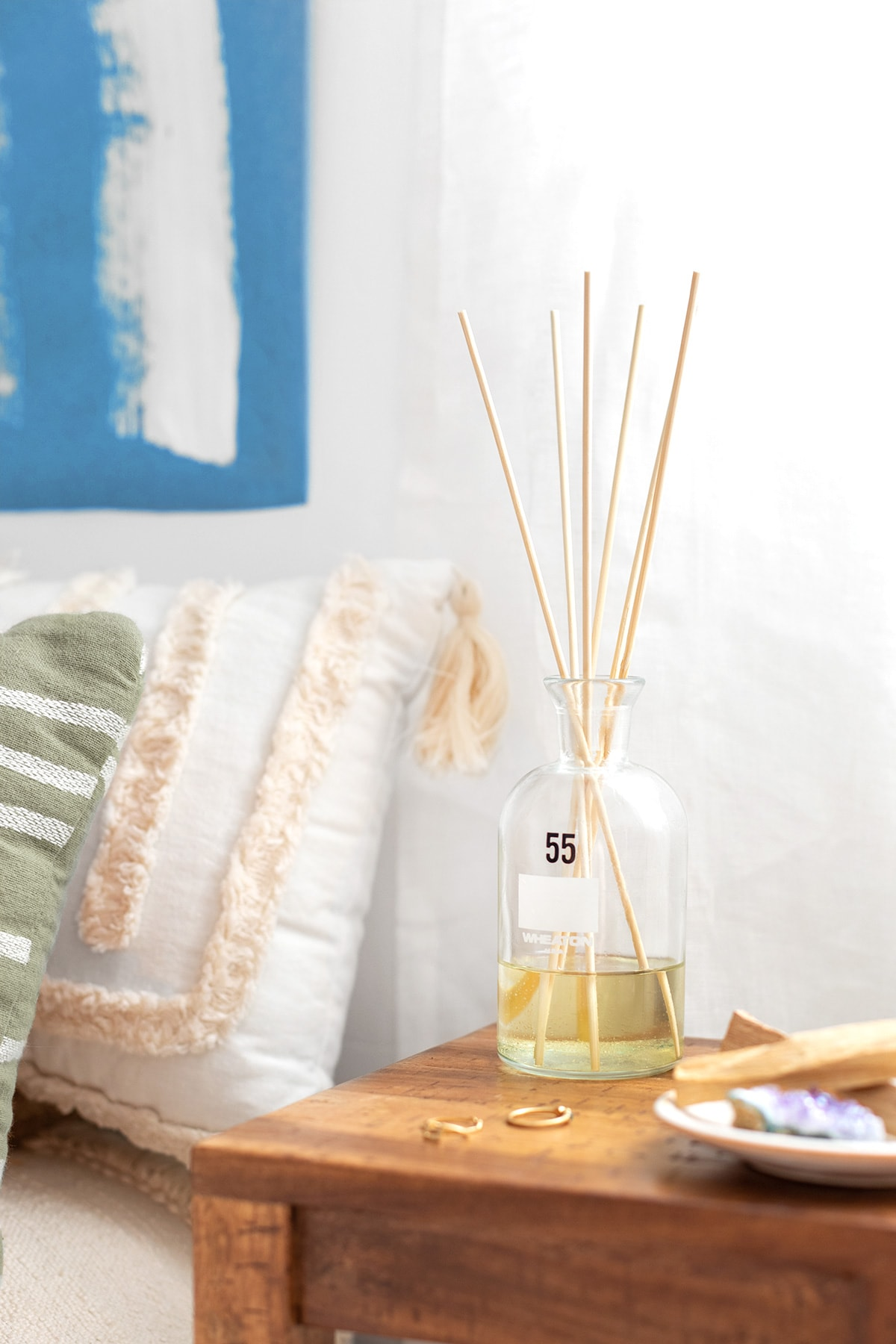 DIY Essential Oil Diffuser Ideas for When You Can't Light a
